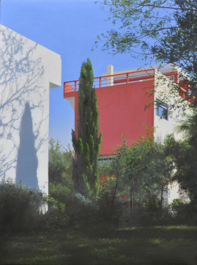 Carl Laubin, Gratte- Ciel, 2015