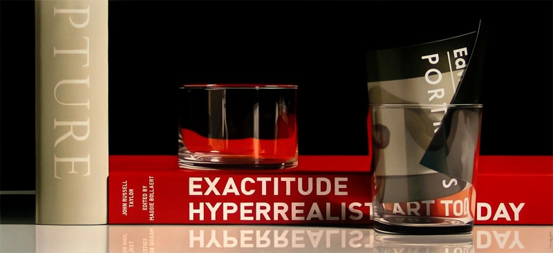 Pedro Campos, Exactitude, Hyperrealist Art Today