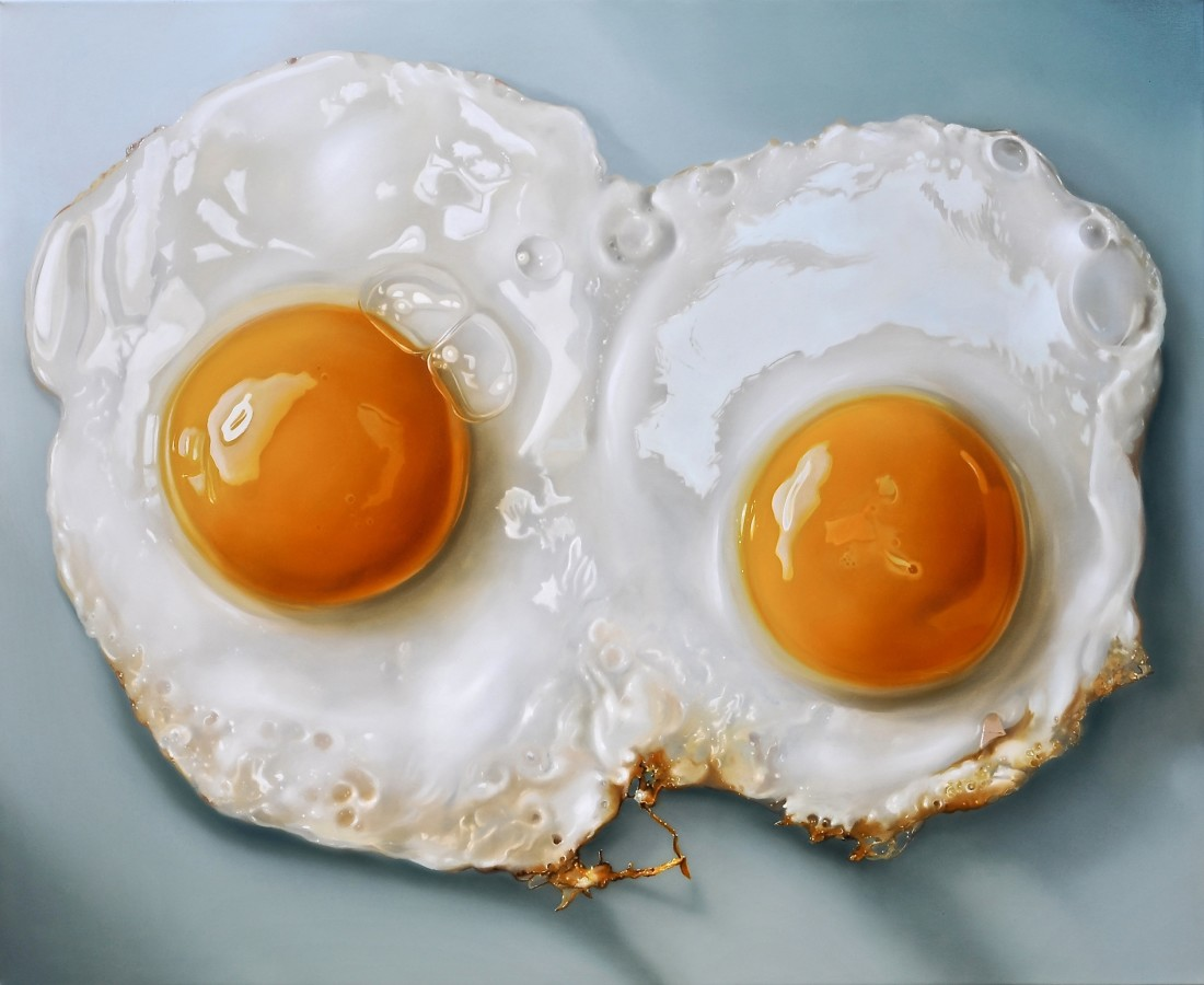 Tjalf Sparnaay, Fried Egg, Double