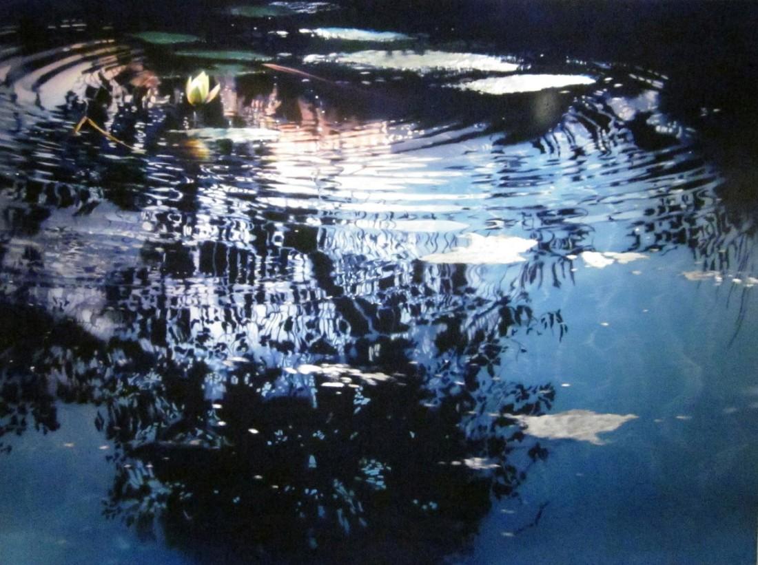 David Kessler, Blossoms In Lace