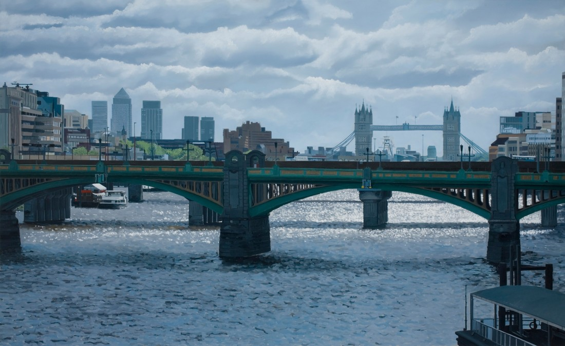 Francisco Rangel, Southwark Bridge