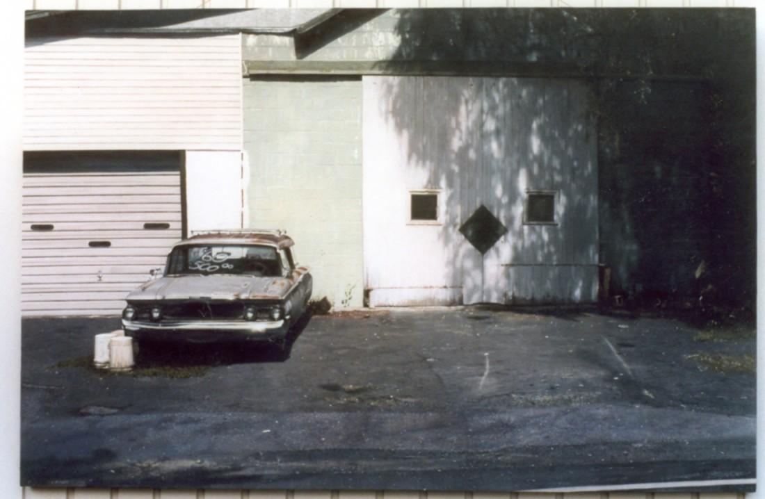 John Salt, Chevy and Garage