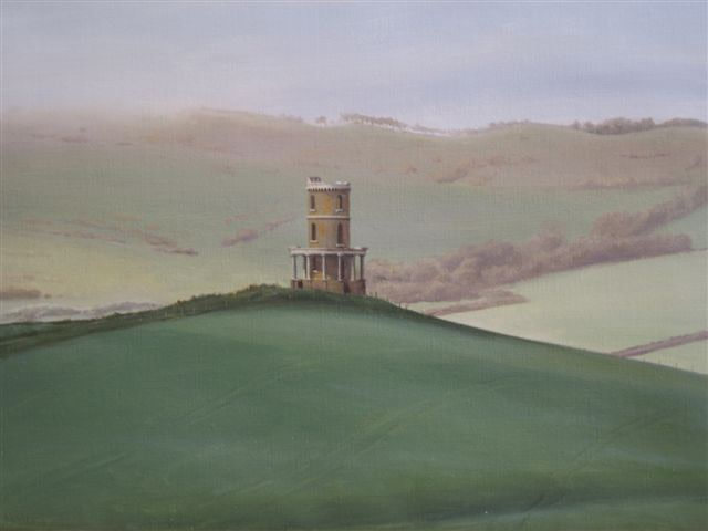 Carl Laubin, Clavell Tower