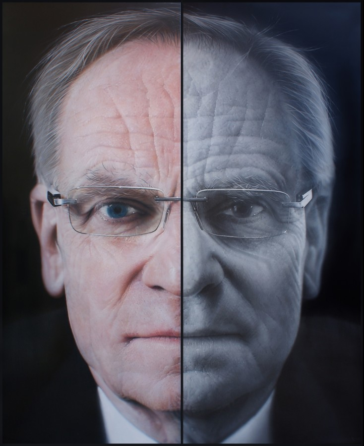 Simon Hennessey, The Duality of Lord Archer