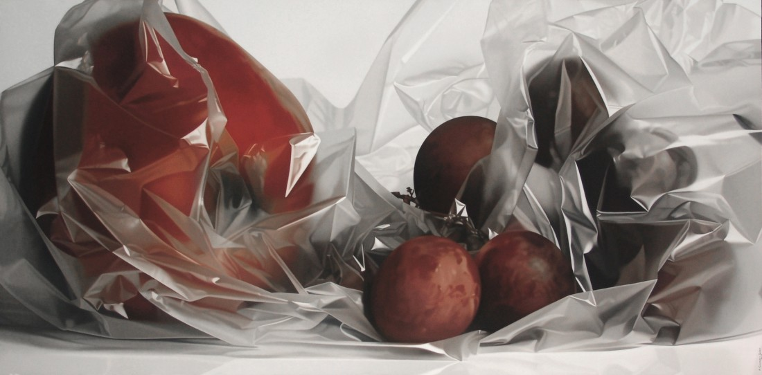 Pedro Campos, Apples and Grapes '09