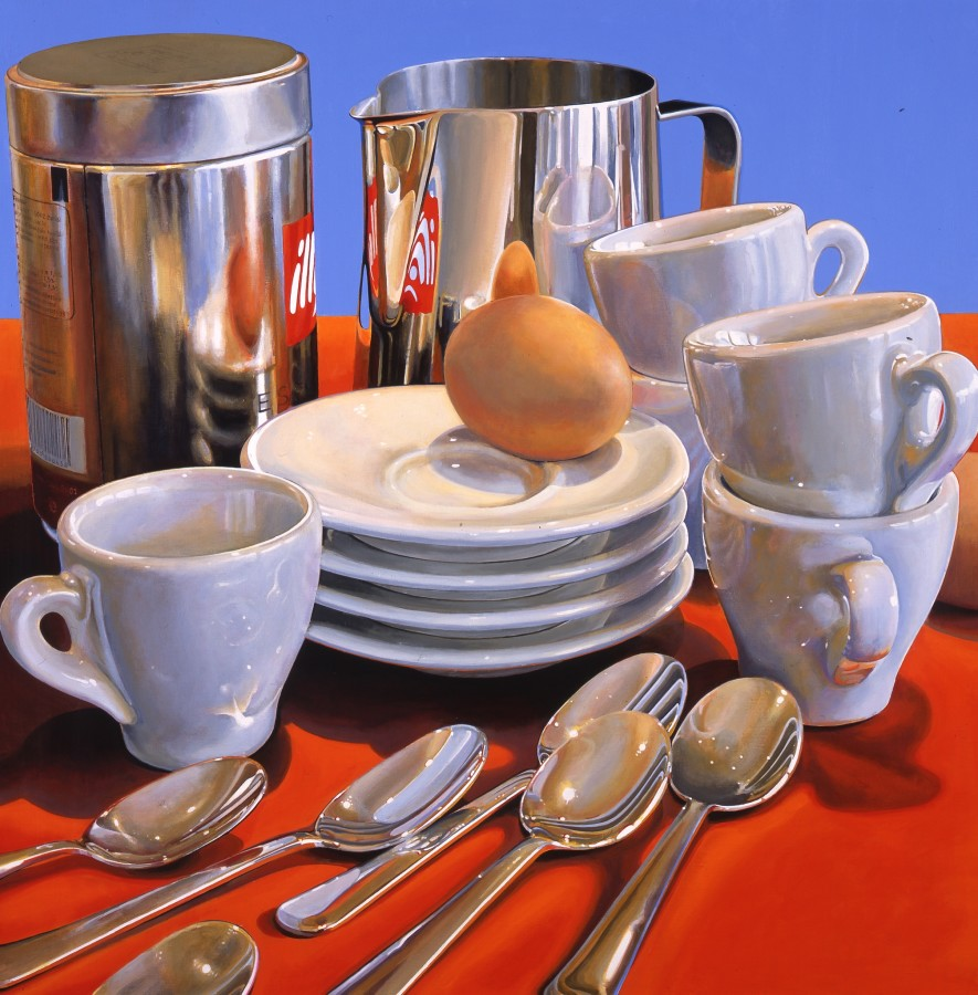 Cynthia Poole, Egg & Spoon Race