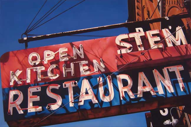 Rudy Sparkuhl, Open Kitchen