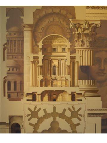 Carl Laubin, Mausoleum, Castle Howard