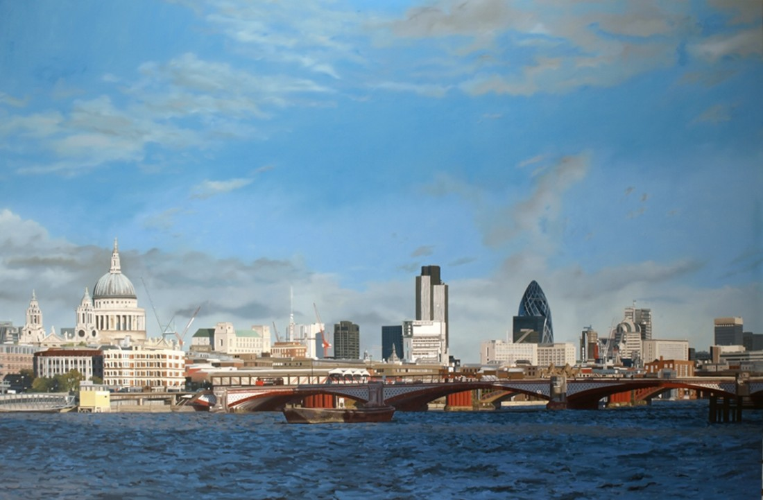 Francisco Rangel, Waterloo Bridge