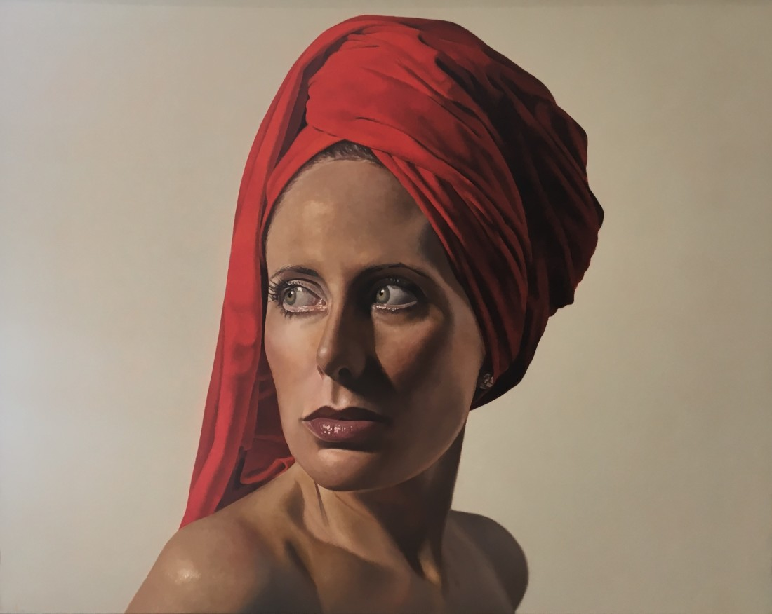 Toby Boothman, Girl with the Red Turban