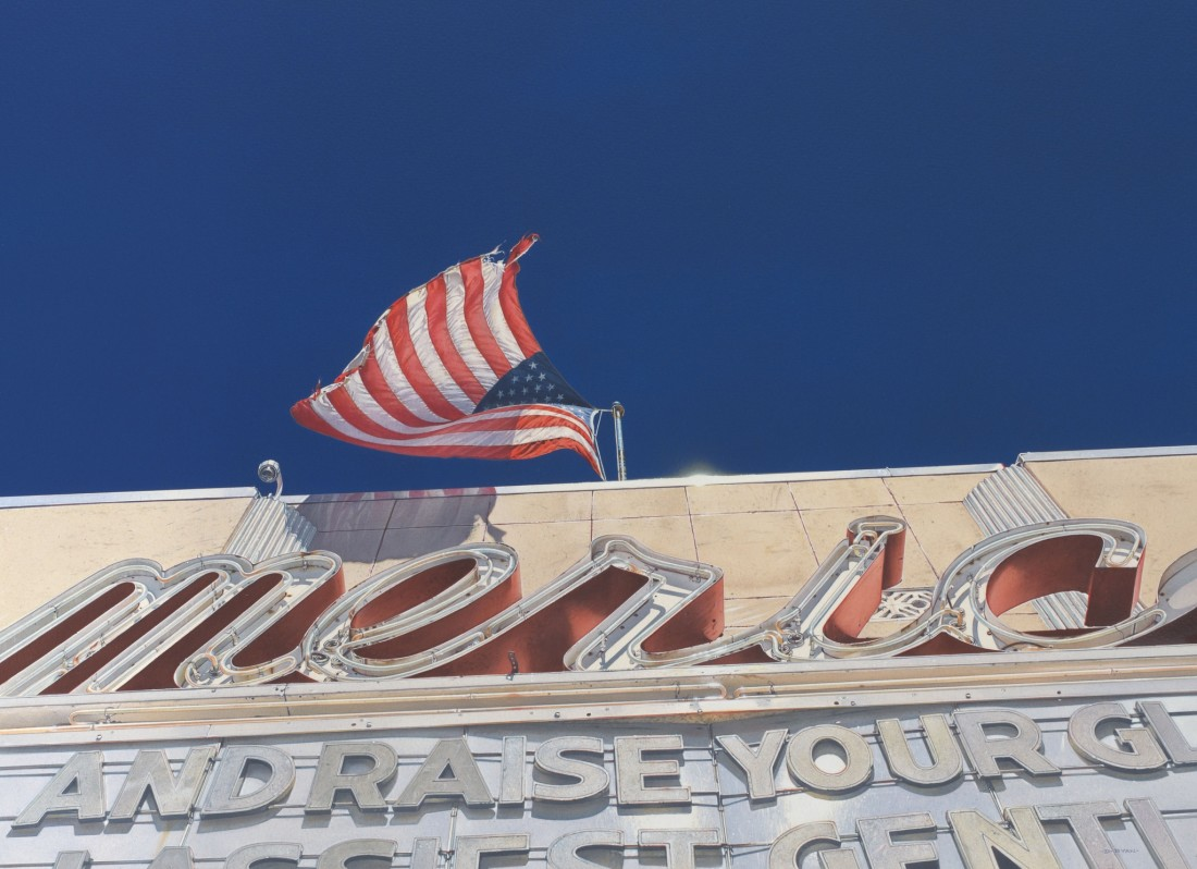 Denis Ryan, The American Cinema, Charleston USA