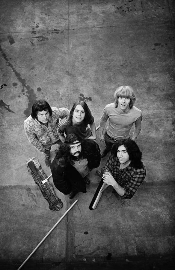 Jim Marshall, Grateful Dead at Haight Ashbury, 1967