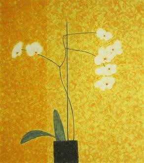 Abigail McLellan, Moth Orchid, 2008