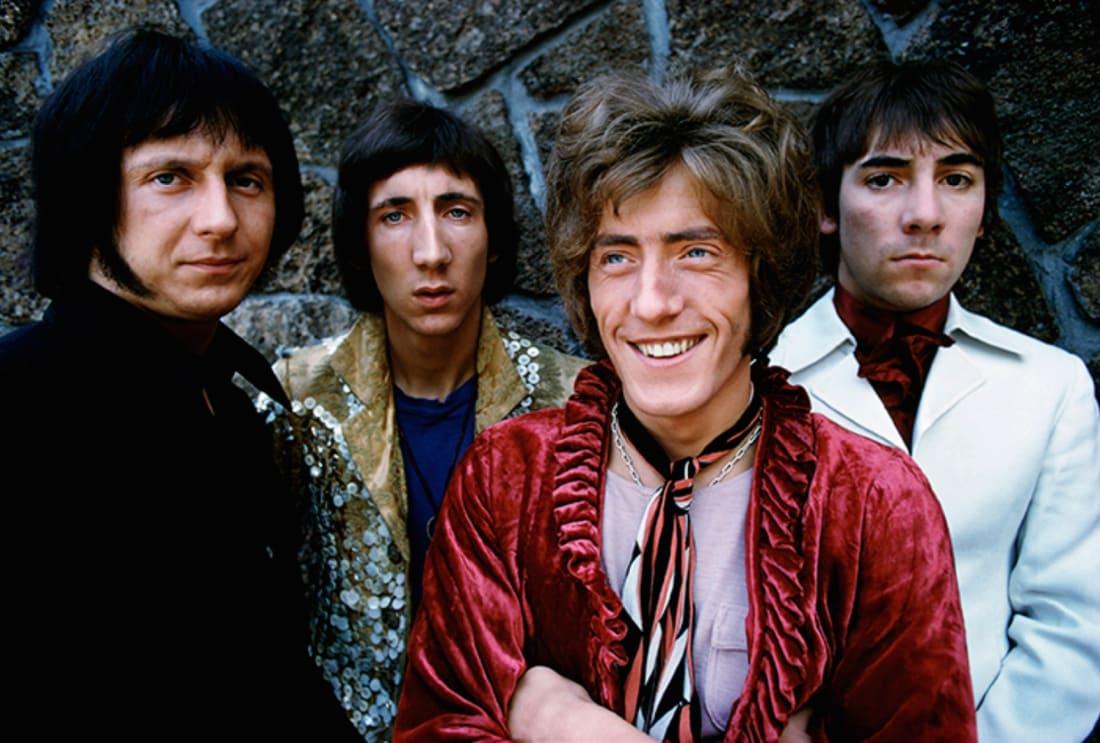 Jim Marshall, The Who S.F., 1967