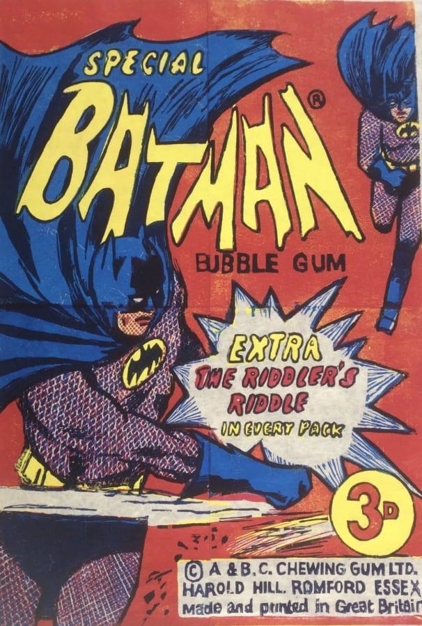 Andrew Mockett, Batman Harold Hill, 2020