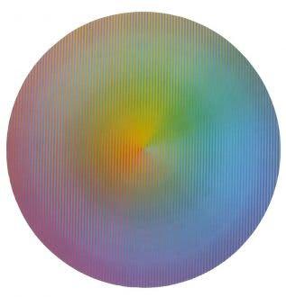 David Whitaker, Homage to the Circle No. 5, 2006