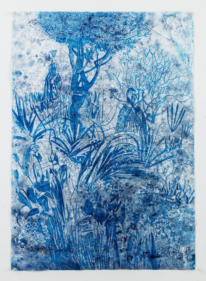 Sophie Charalambous, Spring Garden, 2020