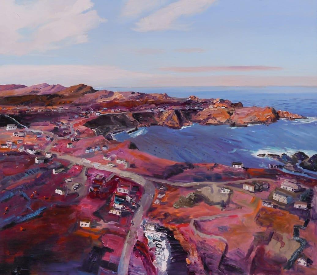 John Hartman, Grates Cove, Conception Bay, 2018