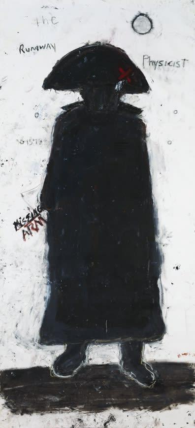 John Scott, Dark Commander (Missing Arm), 2008-2010