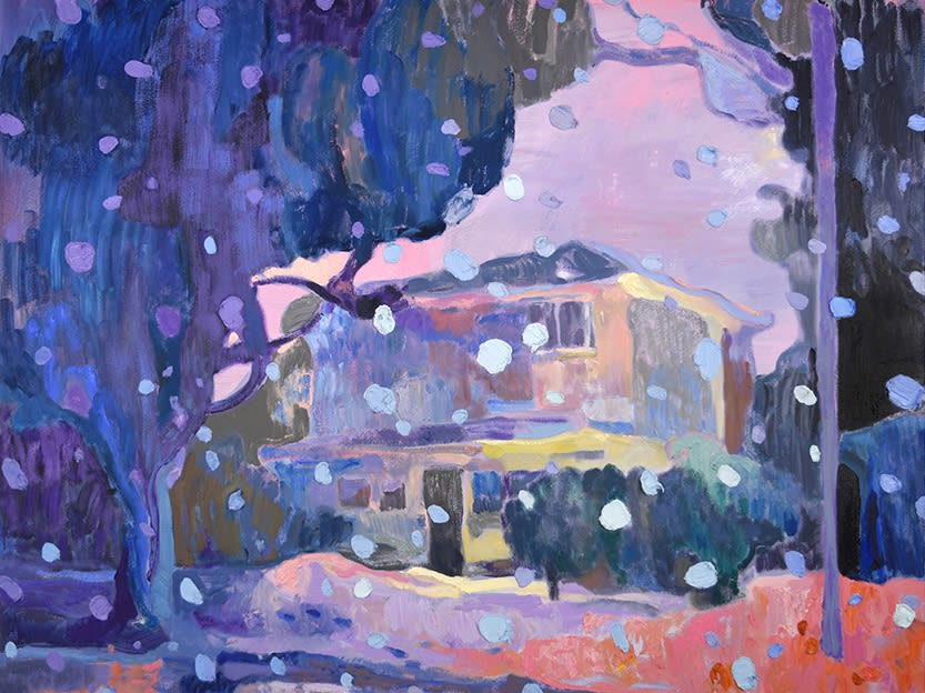Ben Reeves, Guelph House, 2019