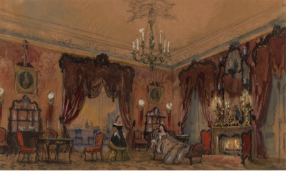 "<span class=""title"">Set Design for L'Idiot<span class=""title_comma"">, </span></span><span class=""year"">1924-25 (need one year?) Query</span>"
