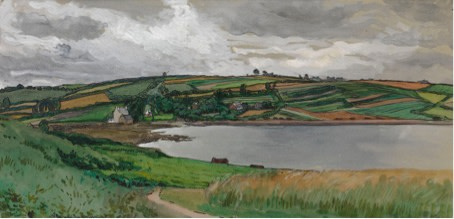 "<span class=""title"">The View of the Bay at Tremelin<span class=""title_comma"">, </span></span><span class=""year"">1906</span>"
