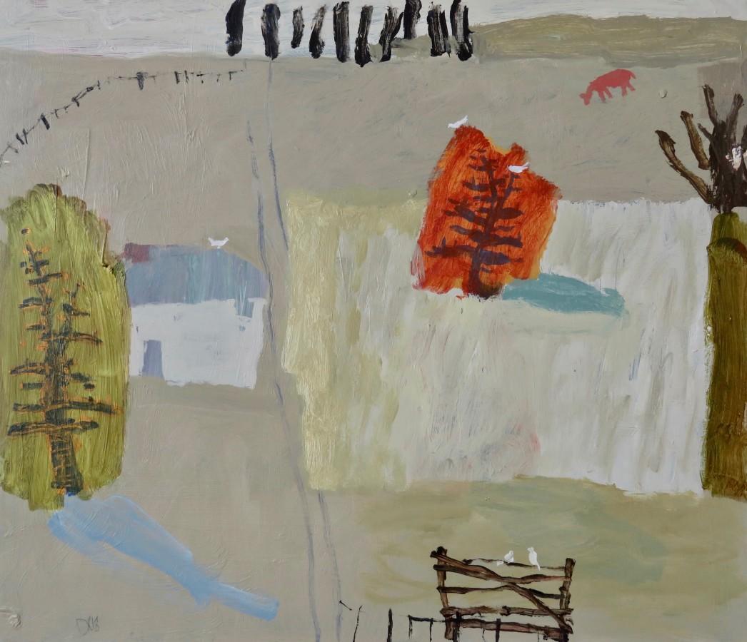 "<span class=""artist""><strong>David Pearce</strong></span>, <span class=""title""><em>Copper Beech</em></span>"