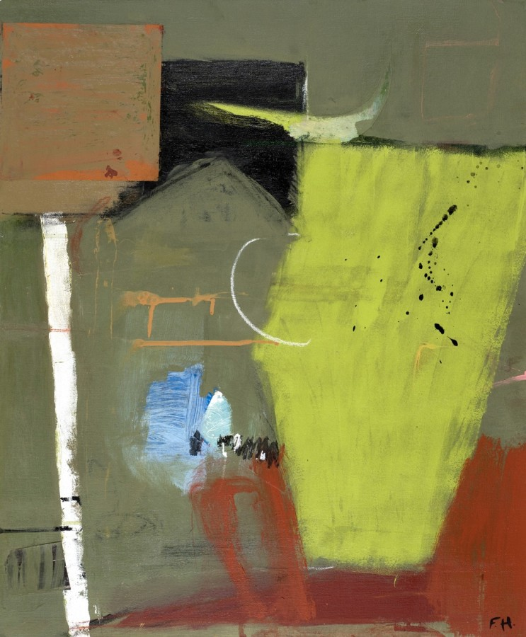 <span class=&#34;artist&#34;><strong>Felice Hodges</strong></span>, <span class=&#34;title&#34;><em>Bright Lime and Rust</em></span>