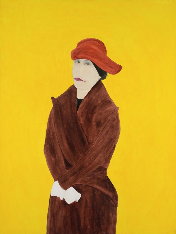 """<span class=""""artist""""><strong>Kate Boxer</strong></span>, <span class=""""title""""><em>Lilya Brik </em></span>"""