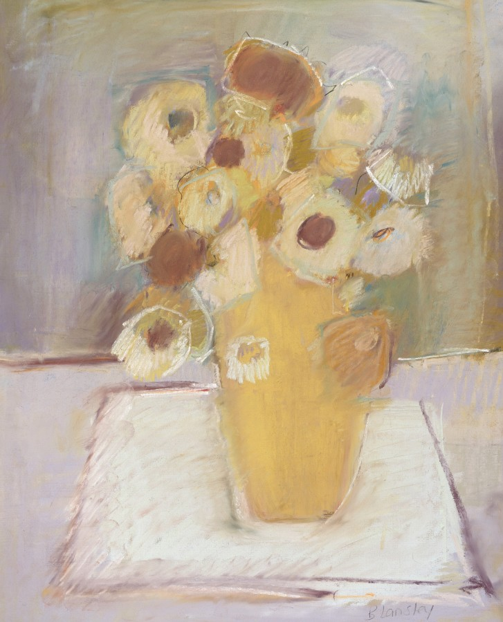 <span class=&#34;artist&#34;><strong>Bridget Lansley</strong></span>, <span class=&#34;title&#34;><em>Melody of Flowers</em></span>