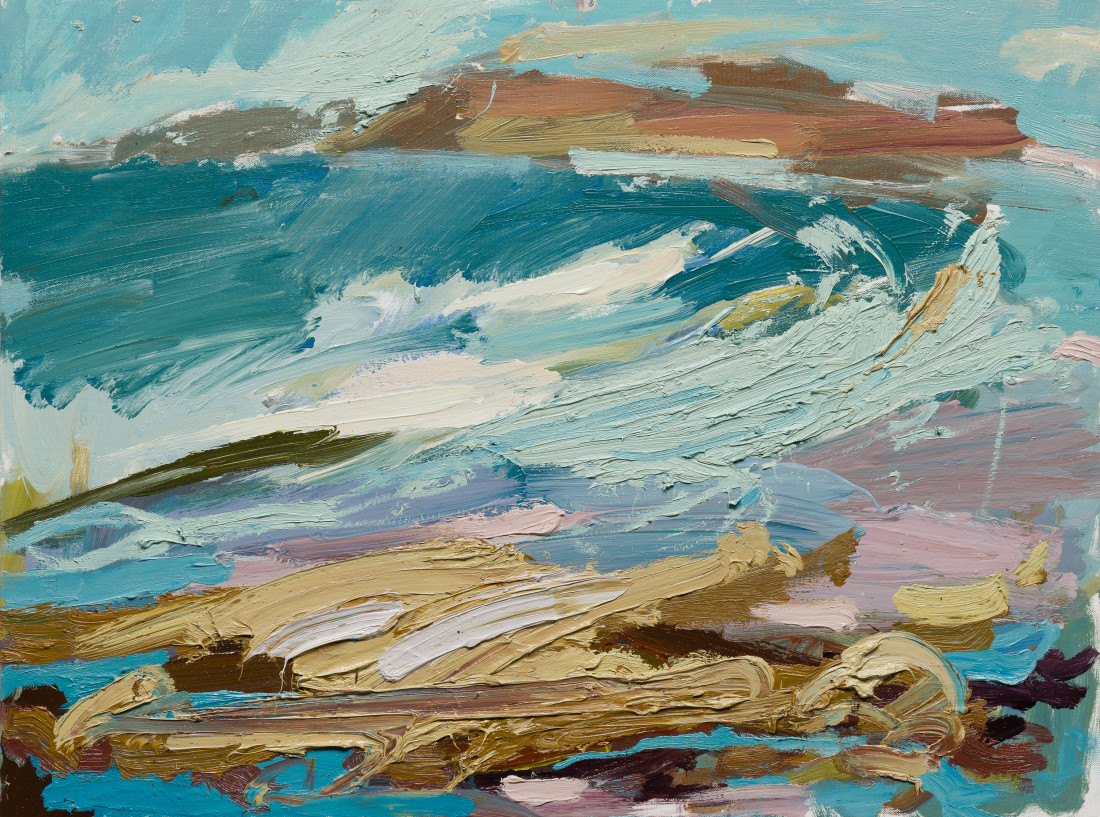 """<span class=""""artist""""><strong>Paul Wadsworth</strong></span>, <span class=""""title""""><em>Coloured Sands</em></span>"""