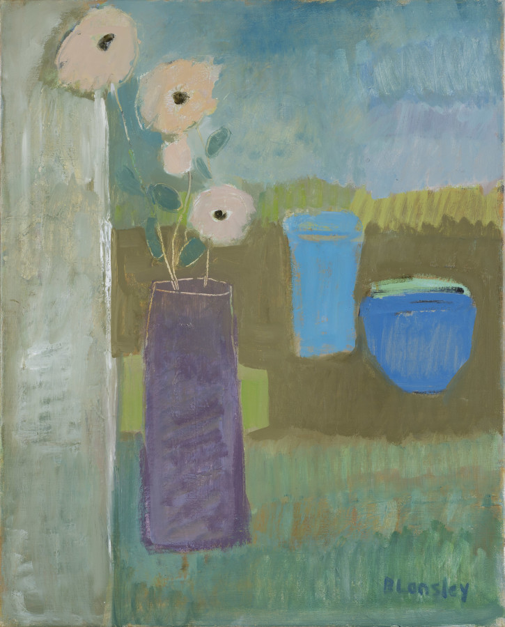 """<span class=""""artist""""><strong>Bridget Lansley</strong></span>, <span class=""""title""""><em>Stillness</em></span>"""
