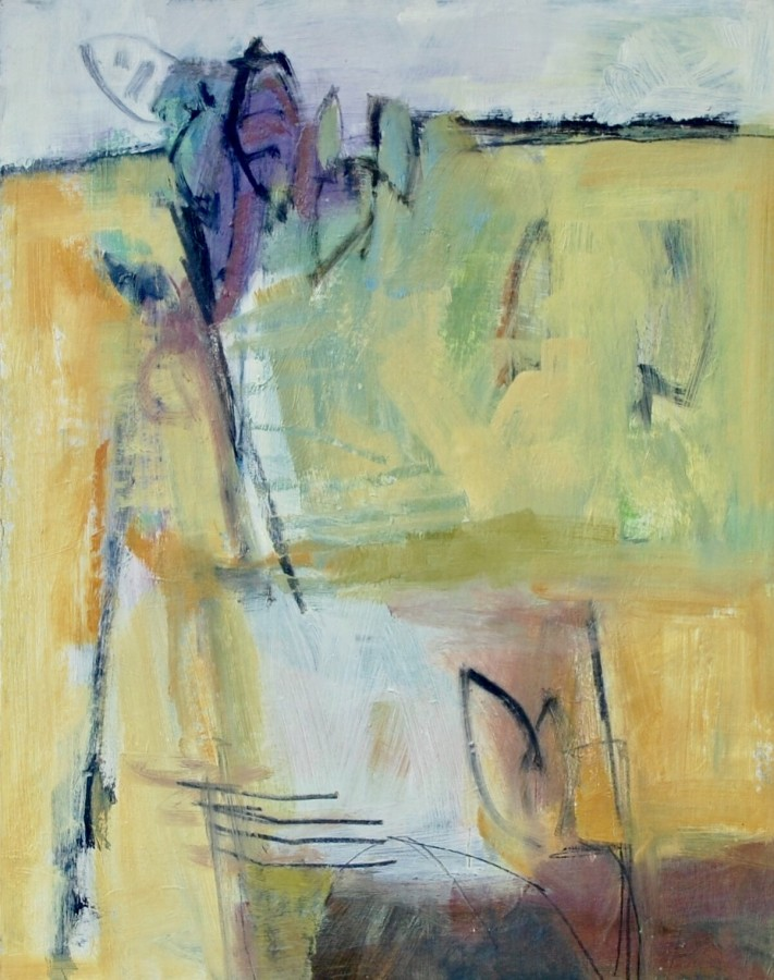 <span class=&#34;artist&#34;><strong>Kathy Montgomery</strong></span>, <span class=&#34;title&#34;><em>Yellow Brick Road</em></span>