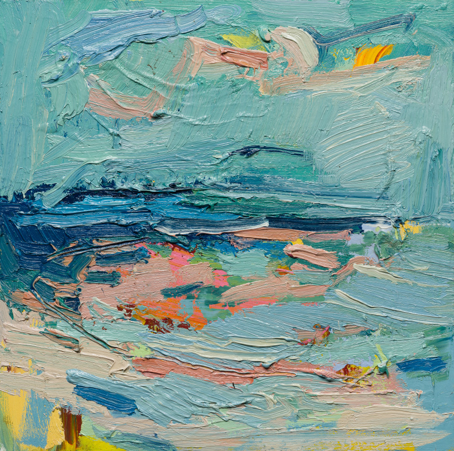 """<span class=""""artist""""><strong>Paul Wadsworth</strong></span>, <span class=""""title""""><em>Reflections Of A Coloured Sky</em></span>"""