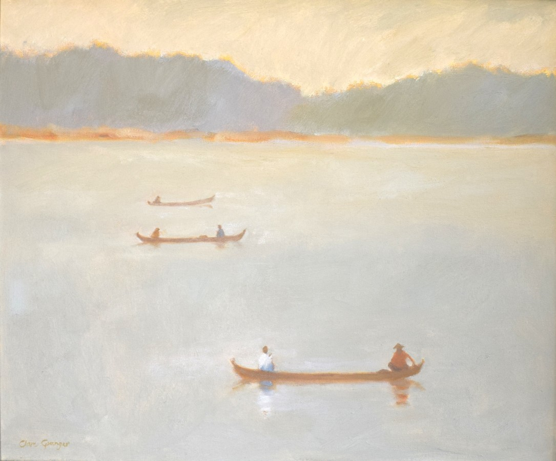 "<span class=""artist""><strong>Clare Granger</strong></span>, <span class=""title""><em>Three Boats</em></span>"