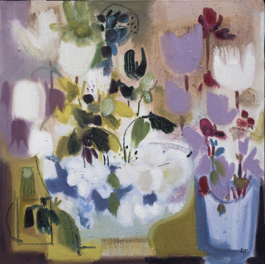<span class=&#34;artist&#34;><strong>Annabel Fairfax</strong></span>, <span class=&#34;title&#34;><em>Cyclamen II</em></span>