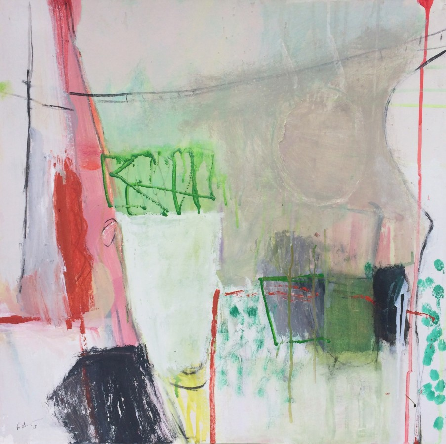 <span class=&#34;artist&#34;><strong>Felice Hodges</strong></span>, <span class=&#34;title&#34;><em>Green Lattice</em></span>