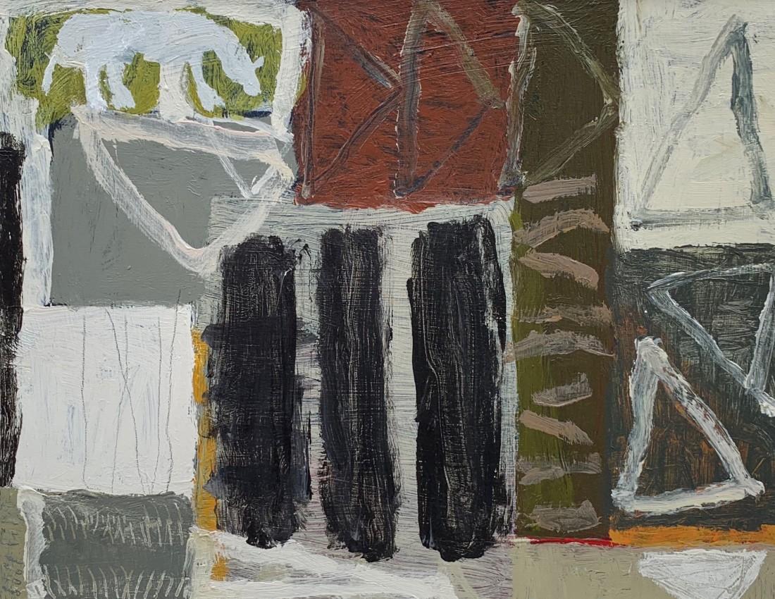 """<span class=""""artist""""><strong>David Pearce</strong></span>, <span class=""""title""""><em>Papago </em></span>"""