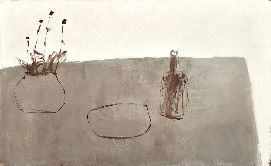<span class=&#34;artist&#34;><strong>Jenny Lock</strong></span>, <span class=&#34;title&#34;><em>Still Life in Umber</em></span>