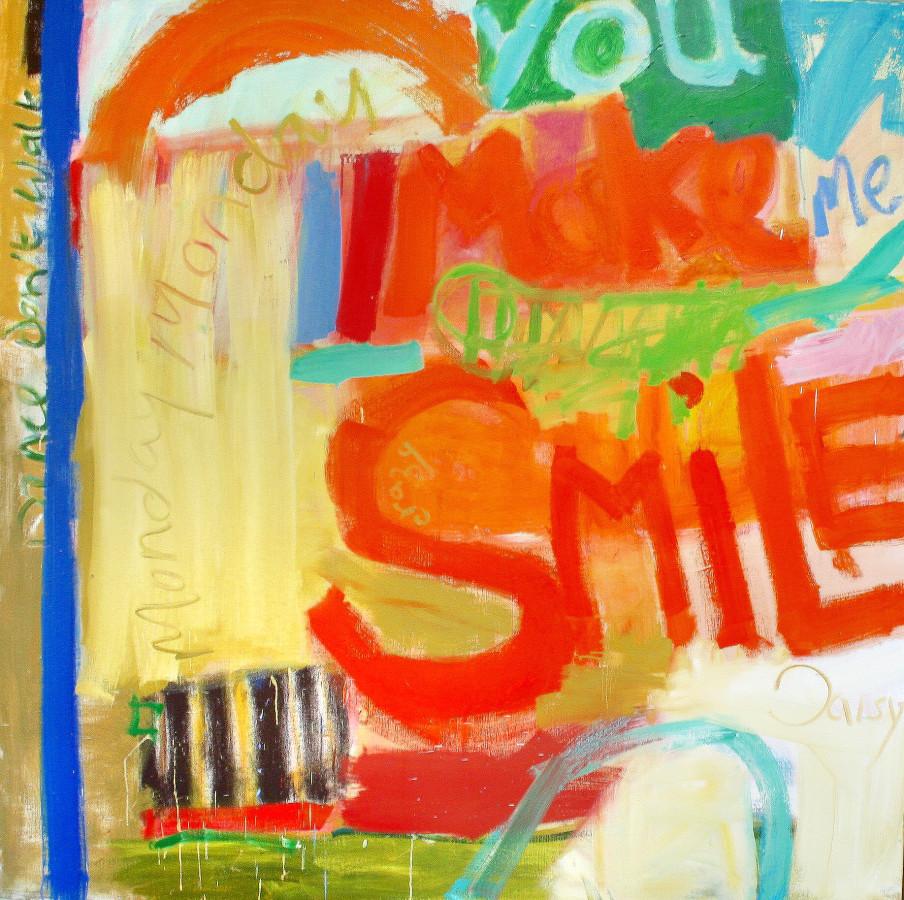<span class=&#34;artist&#34;><strong>Chloe Lamb</strong></span>, <span class=&#34;title&#34;><em>Smile</em></span>