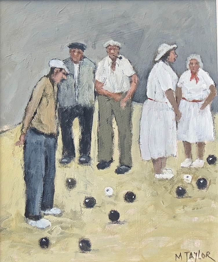 <span class=&#34;artist&#34;><strong>Malcolm Taylor</strong></span>, <span class=&#34;title&#34;><em>Encroachment</em></span>