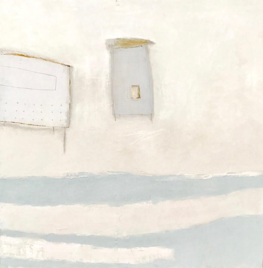 <span class=&#34;artist&#34;><strong>Jenny Lock</strong></span>, <span class=&#34;title&#34;><em>Hideaways</em></span>