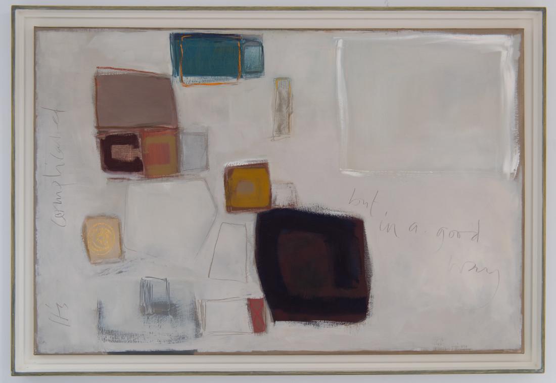 <span class=&#34;artist&#34;><strong>Netta Carey</strong></span>, <span class=&#34;title&#34;><em>It's complicated</em></span>