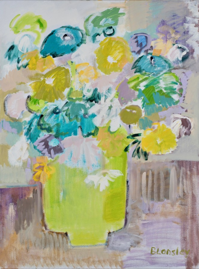 "<span class=""artist""><strong>Bridget Lansley</strong></span>, <span class=""title""><em>A Slice of Lime</em></span>"