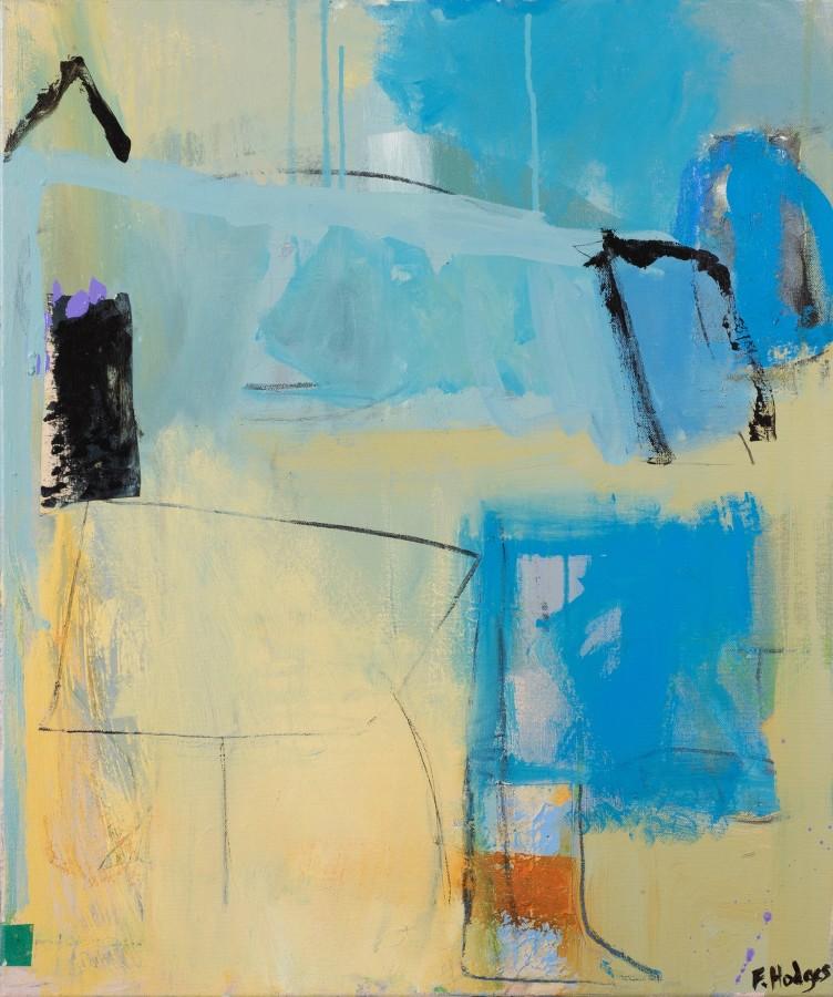 "<span class=""artist""><strong>Felice Hodges</strong></span>, <span class=""title""><em>Sunlit Interior II</em></span>"