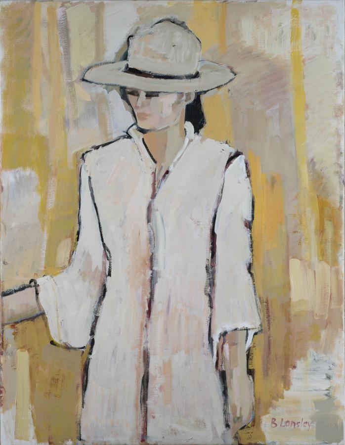 "<span class=""artist""><strong>Bridget Lansley</strong></span>, <span class=""title""><em>Sunday Brunch</em></span>"