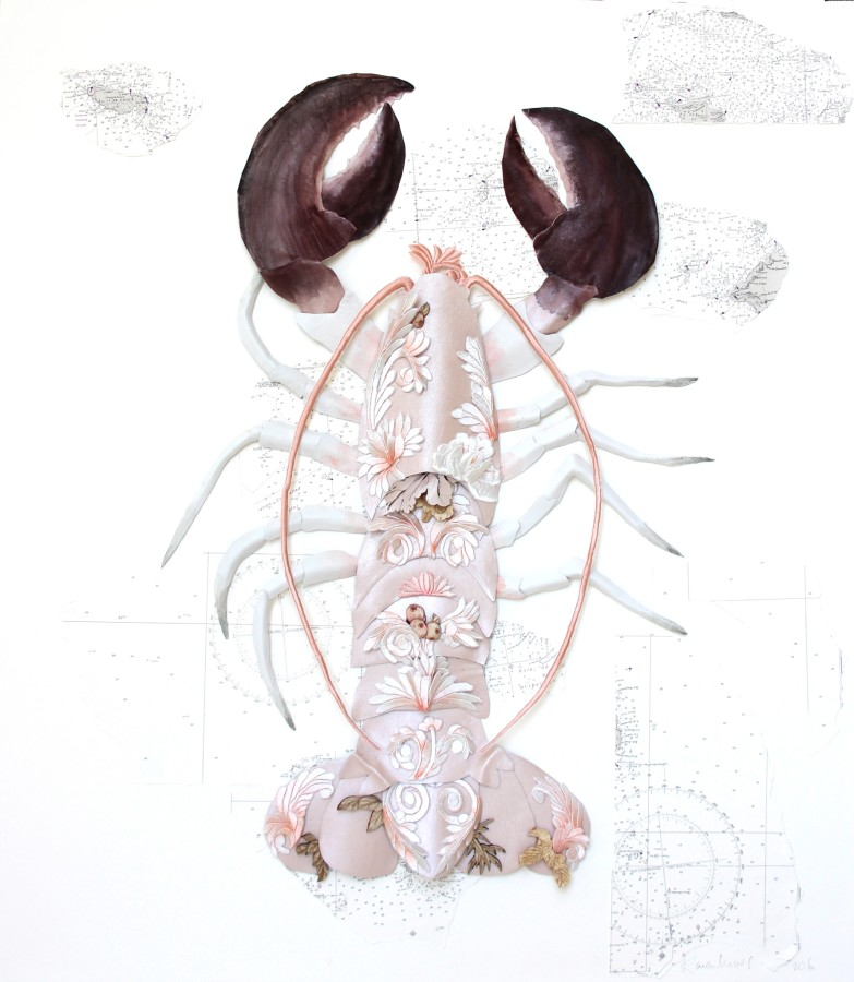 <span class=&#34;artist&#34;><strong>Karen Nicol</strong></span>, <span class=&#34;title&#34;><em>Well Dressed Lobster</em></span>
