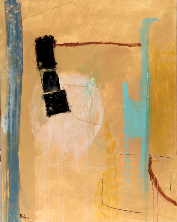 <span class=&#34;artist&#34;><strong>Felice Hodges</strong></span>, <span class=&#34;title&#34;><em>Yellow interrupted</em></span>
