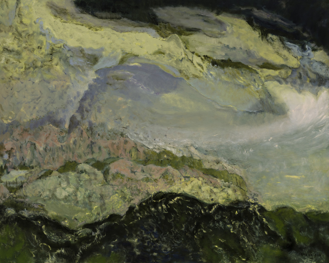 <span class=&#34;artist&#34;><strong>Suzanne Olivier</strong></span>, <span class=&#34;title&#34;><em>&#201;rosion du continent</em>, 2017</span>