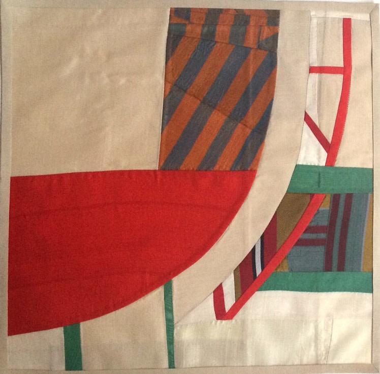 <div class=&#34;artist&#34;><strong>Debra Smith</strong></div><div class=&#34;title&#34;><em>Shifting Meditation #7</em>, 2015</div><div class=&#34;medium&#34;>pieced vintage silk</div><div class=&#34;dimensions&#34;>14.5 x 14.5 in.</div><p><span class=&#34;title&#34;><span class=&#34;title&#34;>framed</span> $1,500<br /></span></p>